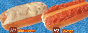 Sausage Mushroom& Chicago